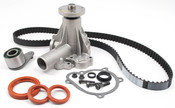 Volvo Timing Belt and Water Pump Kit - TBKIT234WP-OEM