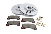 Porsche Brake Kit - Zimmermann/Textar 95BBRKT2