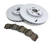 Mercedes Brake Kit - Zimmermann 1634210312