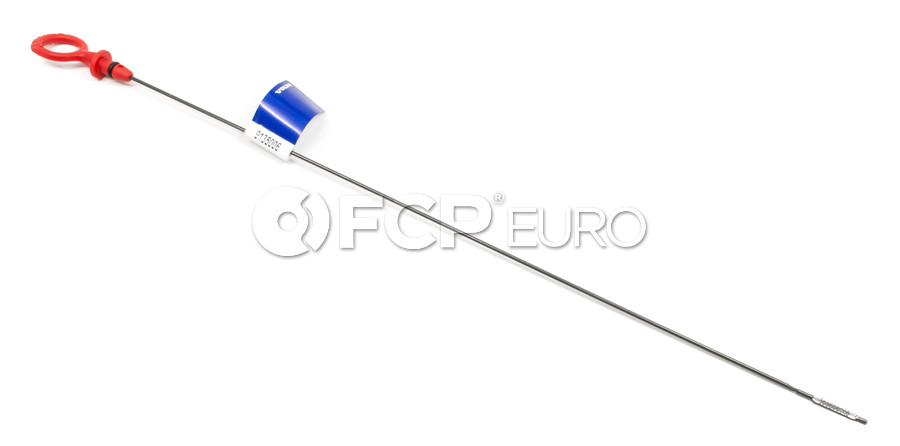 Volvo Oil Dipstick Red Handle (850) Genuine Volvo 9135006