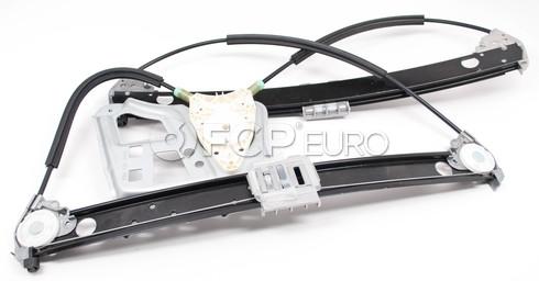 Mercedes Window Regulator W/O Motor Front Right - Economy 2207200446