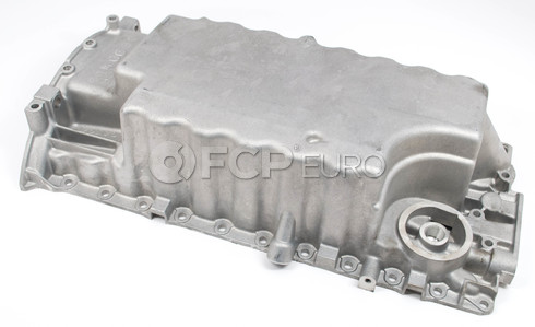 Volvo Oil Pan - Genuine Volvo 1271604