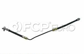 BMW Brake Hose Line Right Rear (X5) - Ate (OEM) 34301165766