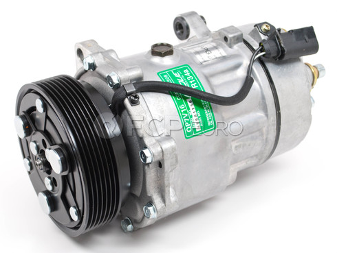 VW A/C Compressor - OEM Supplier 1J0820803E