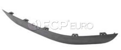 BMW Impact Strip Bumper Trim Right (X5) - Genuine BMW 51118402312