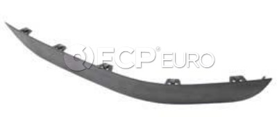BMW Impact Strip Bumper Trim Right (X5) - Genuine BMW 51118402312