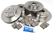 "Volvo Brake Kit 11"" (850 C70 S70 V70) - Brembo 288MMBK4"
