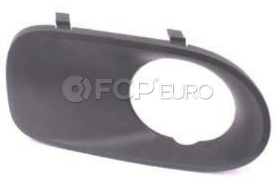 BMW Fog Light Trim Primed Left (X5) - Genuine BMW 51117129299