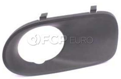 BMW Fog Light Trim Primed Right (X5) - Genuine BMW 51117129300