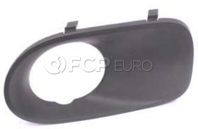 BMW Fog Light Trim Primed Right (X5) - Genuine BMW 51117129300