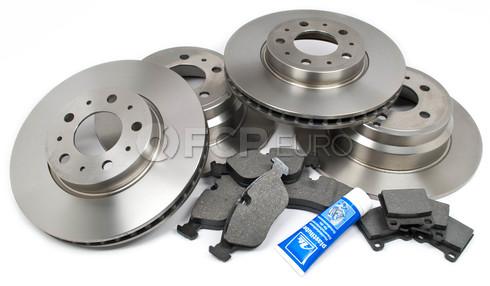 """Volvo Brake Kit 11"""" (850 C70 S70 V70) - ATE 288MMBK4-ATE"""