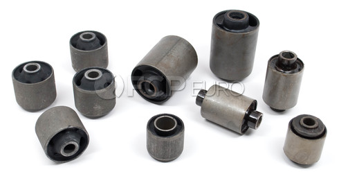 Volvo Rear Suspension Bushing Kit (240 242 244 245 265) - 240RKIT