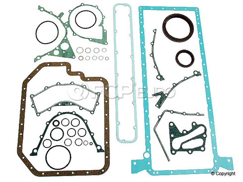 BMW Short Block Gasket Set (750iL 850CSi 850Ci 850i) - Elring 11119059235