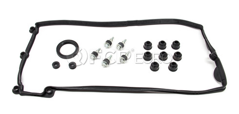BMW Valve Cover Gasket Set Left  - Meistersatz 11127513195