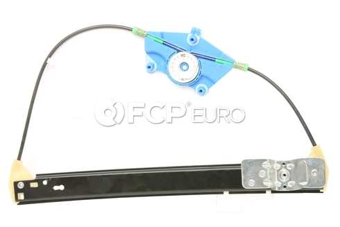 Audi Window Regulator Rear Left (A4 A4 Quattro RS4 S4) - Genuine VW Audi 8E0839461C