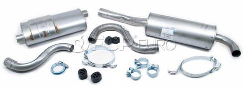 Volvo Exhaust System Muffler Kit (940 16 Valve) Starla