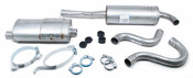 Volvo Exhaust System Muffler Kit (940 Turbo) Starla