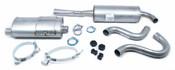Volvo Exhaust System Muffler Kit - Starla KIT-538780