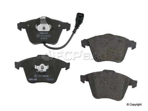 VW Brake Pad Set - Pagid 1K0698151B