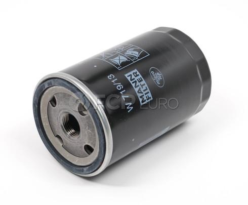 Mercedes Engine Oil Filter (W201 W124 W126) - Mann W719/13