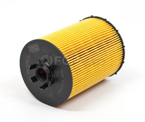 BMW Oil Filter (E60 E65 E66 E70) - Mann HU823X