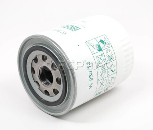 Jaguar Engine Oil Filter - Mann W930/13