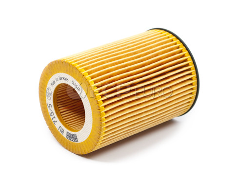 BMW Oil Filter (E53 E60 E65 E66) - Mann HU715/5X