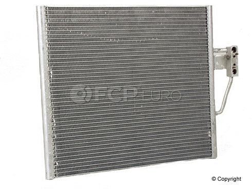 BMW A/C Condenser (E39 E52) - Nissens 64538378438
