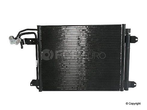Audi VW A/C Condenser - Nissens 1K0820411Q