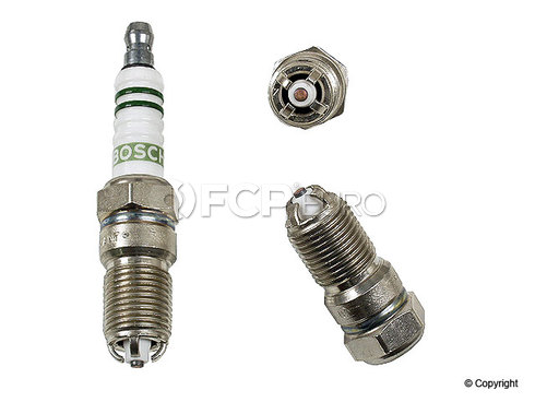 Audi Bosch Spark Plug HGR7KQC - Bosch 7411