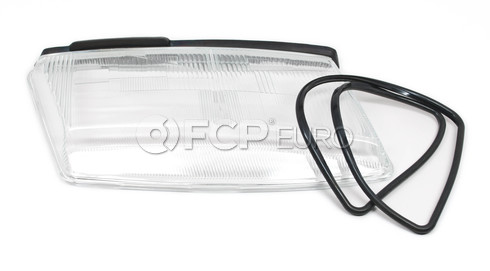 Saab Headlight Lens Right (9-3) - URO Parts 5288964