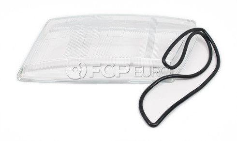 Saab Headlight Lens Left (9-5) - URO Parts 5288972