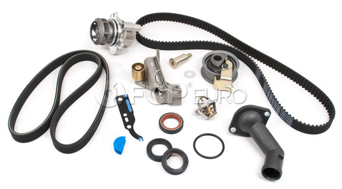 Audi VW Timing Belt Kit (TT Beetle Golf Jetta 1.8T) - AUDITTKIT