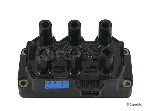 Saab Ignition Coil (900 9000) - Bosch 00098