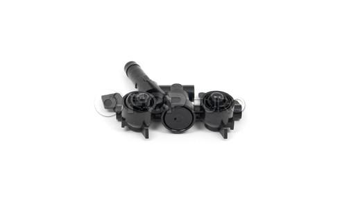 BMW Headlight Washer Nozzle Right (E46) - Genuine BMW 61674290868
