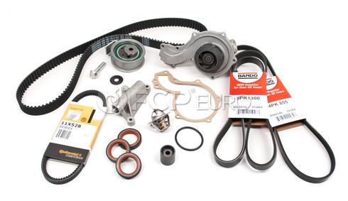 Audi VW Timing Belt Kit 13 Piece - AUDIA4TBKIT