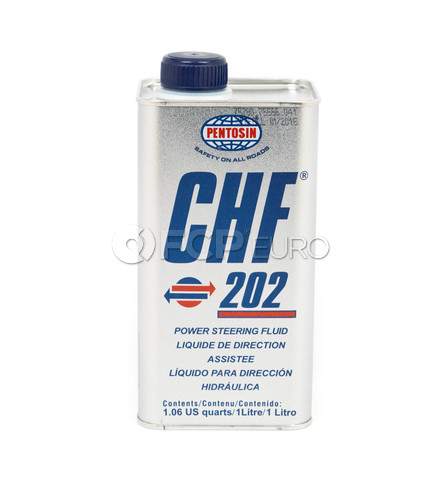 Pentosin CHF202 Power Steering System Fluid (1 Liter)  - Pentosin 30741424