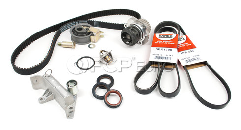 VW Timing Belt Kit with Water Pump - AUGTBKIT