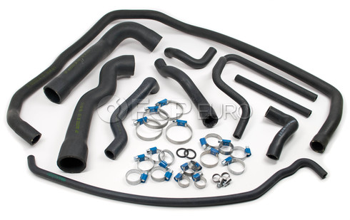 BMW Comprehensive Coolant Hose Kit (M52 S52) - M52HOSEKIT