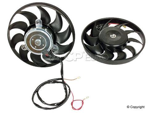 Audi Cooling Fan Motor - Economy 4A0959455C