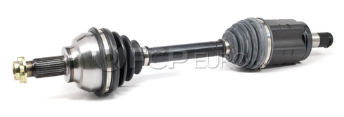 BMW Axle Shaft Assembly Front Left - USA Industries AX-9796