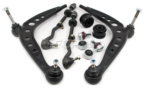BMW 7-Piece Control Arm Kit (E30) - E307PIECEP-MY