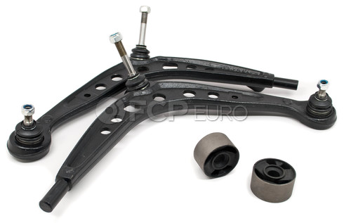 BMW 4-Piece Control Arm Kit - Meyle E30KIT-MY