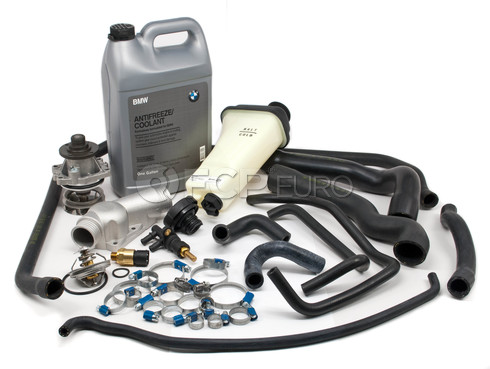 BMW Cooling System Overhaul Kit (E36 M50) - E36COOLKIT