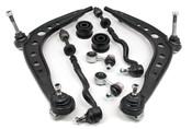 BMW 8-Piece Control Arm Kit - Meyle E367PIECEPOLY-MY