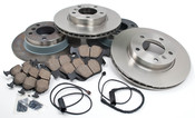 BMW Brake Kit - Brembo/Akebono E36BK4