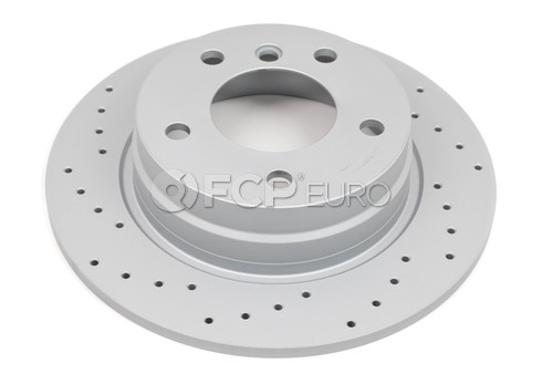 BMW Brake Disc - Zimmermann 34216794305