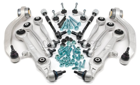 Audi Control Arm Kit 13-Piece - Delphi/TRW ALLROADKIT