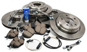 BMW Brake Kit - Brembo/Akebono 34116767059KTFR3