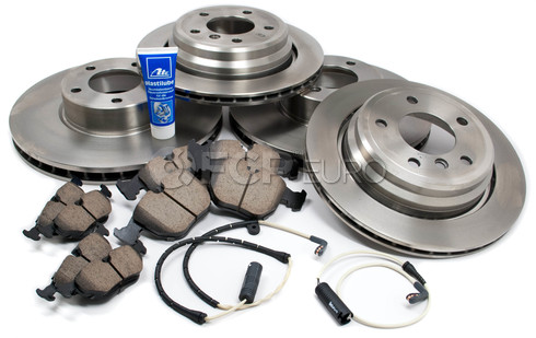 BMW Brake Kit - Brembo/Akebono 34116767059KTFR